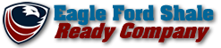 Eagle Ford Shale Ready Company - You can buy this logo from Williams Web Solutions affordably for your company
